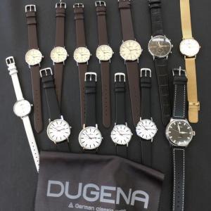 DUGENA時計、入荷しました! / 南雲時計店【公式】ブログ