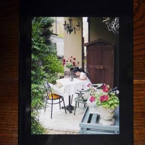 お気に入りのお庭の写真でフォトブック