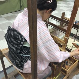 織りにはリラックス効果がある!?