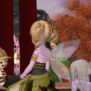 ■時間帯が変わりました■【歌音】エルフ娘「elf48」ライブ #183 エル子の部屋