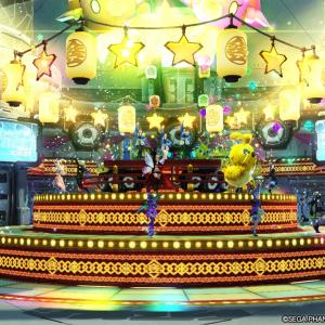 ~閃光のライブ~ blue☆stars#2■歌音スーパーミュージックタイム