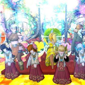 エルフ娘「elf48」ライブ #185 ごきげん妖狐♪(初)■歌音スーパーミュージックタイム