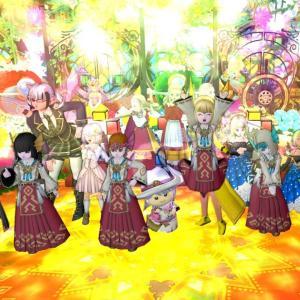 エルフ娘「elf48」ライブ #186 エル子の部屋■歌音スーパーミュージックタイム