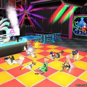 『fanta☆sisters』ライブ in PSO2_SHIP5