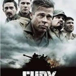 2014映画「FURYーフューリー」