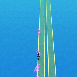 【ポケモンgo】ポケストップ大量!?リアルスカイアローブリッジ走ってみた!!
