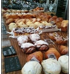 ♪自転車専門店の一角にパン屋さん♪