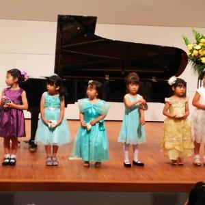 令和元年 MICHIKAピアノ教室 ピアノ発表会 2