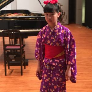 令和元年 MICHIKAピアノ教室 ピアノ発表会 5