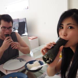 お寿司食べる日
