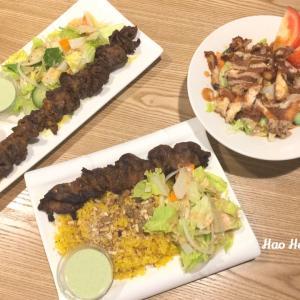 ・象山・【中東創意bbq料理】中東料理がとても美味しい店&台湾の謎!羊肉とは何か!【お食事編】
