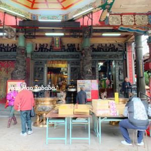 ・新竹・【小旅行・新竹③】新竹城隍廟はどこだ&ただ歩くだけで楽しい新竹の街♪【お出かけ編】