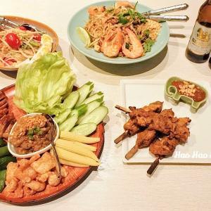 ・市政府・【饗泰多 SIAM MORE】本格的な夏が来た!そうだ!刺激的なタイ料理を食べよう~♪