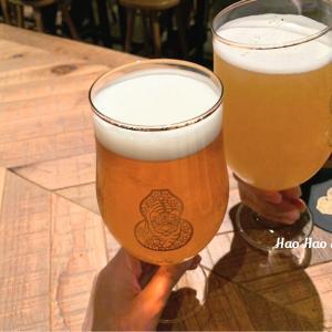 ・忠孝復興・【啜飲室 大安とか】いつものメンバーと乾杯&熱炒からクラフトビールまで3軒はしご♪