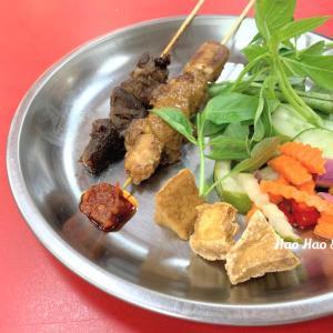 ・台北駅・【台湾で見つけた東南アジア②】地下街Y区一番端っこにあるインドネシア食堂に行ってみた♪