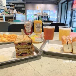 ・信義安和・【Liquid Bread Co.】大好きすぎて困る店⑧★素敵なサンドイッチ専門店♪