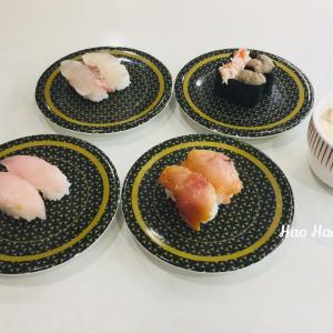 ・南京復興・【はま寿司】うふふ!大好物を食べる幸せ!再び一人で回転寿司へGO~♪【お食事編】