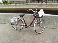 放置自転車・・