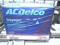 Ac Delco・・ディープサイクルバッテリー・・
