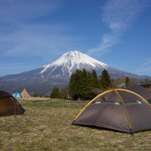 1人じゃなければさみしくない?富士山YMCAでソログルキャンプ(1)