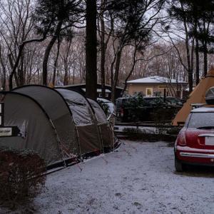 2021年もここから!キャンプアンドキャビンズの年越しキャンプ(2)