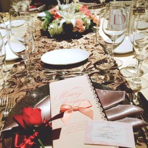 【ミウ】品プリの結婚式に参列してきました!