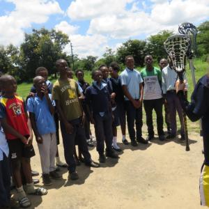 :)★ザンビアでラクロスやってみた! ~ムオンバ初等学校の現状とお悩み大爆発★~
