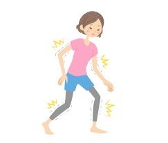 朝起きたら、全身が筋肉痛。その意味は?