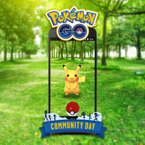 Pokémon GO コミュニティ・デイがついに開催!【英語学習】