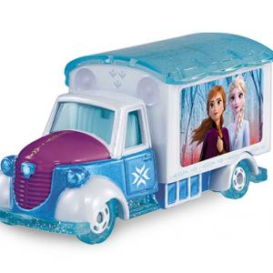 【明日発売】ディズニーモータース アナと雪の女王2 セブン&アイ特別仕様車 グッディキャリー エルサ&アナ(11/23発売)