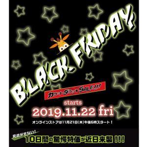 【キャンペーン】トイザらス BLACK FRIDAY カウントダウンSALE!!(~12/1まで?)