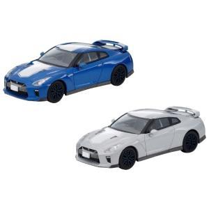【予約受付中】トミカリミテッド 日産 GT-R 50th ANNIVERSARY(青/銀)(5月発売)