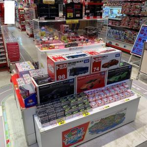 【店舗状況】トミカショップ東京駅店 】トミカプレミアム ガヤルド(発売記念仕様)は販売中!/セールは終わってました