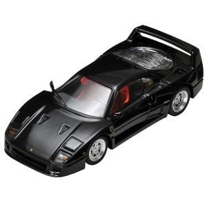 【明日発売】トミカリミテッドヴィンテージネオ フェラーリ F40(黒)(2/22発売)