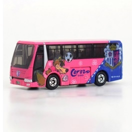 【新商品情報&予約日時確定】CEREZO×トミカ 選手バス(6/20発売)