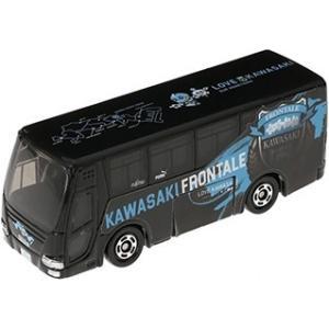 【アズーロ・ネロ 7/11の入店予約開始】トミカ 川崎フロンターレ オフィシャルチームバス(7/11発売)
