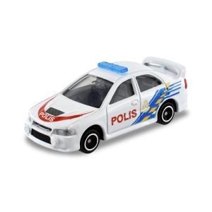 【明日発売】AEON NO.52 三菱 ランサーエボリューションⅣ マレーシア警察仕様(9/26発売)