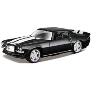 【予約受付中】トミカプレゼンツ ブラーゴ 3インチ 1971 シボレー カマロ Z/28(9/18発売)