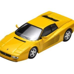 【販売中】タカラトミーモールオリジナル トミカリミテッドヴィンテージネオ フェラーリ 512TR(黄)(9/14発売)