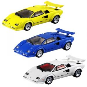 【価格調査】タカラトミーモールオリジナル トミカプレミアムRS Lamborghini Countach LP 500 S(3種3台)(12/7発売)