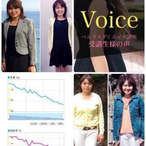 10/5 【50代女性の体験談】更年期でも6ヶ月で体重-12㎏ ・体脂肪率-6.8%・ウエスト-