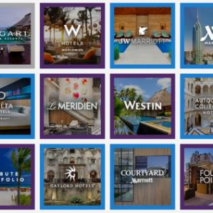 SPGマリオット新カテゴリーが発表!2020年3月以降お得に泊まれる国内ホテルは?