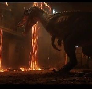 今夏の映画評「Jurassic World: Fallen Kingdom」