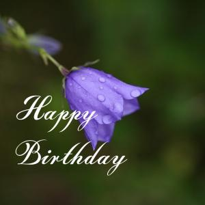 Dear Birthday - 7月10日 -