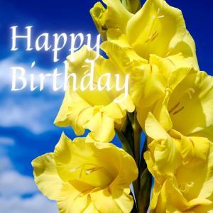 Dear Birthday - 7月13日 -