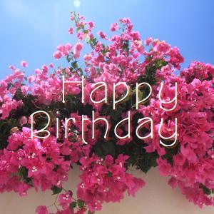 Dear Birthday - 7月20日 -