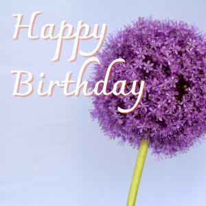 Dear Birthday - 7月23日 -