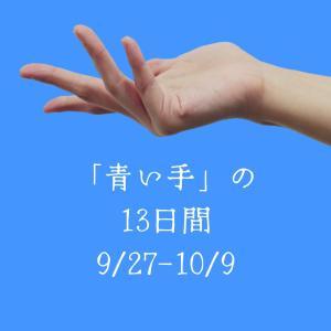 青い手の13日間