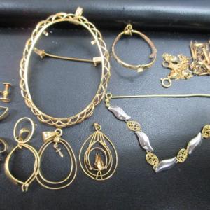 K18貴金属・金プラチナ・ダイヤ宝石の高価買取は、堺市西区鳳 お宝本舗 おおとりウイングス店へ