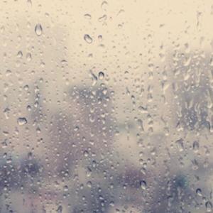 台風が来ていますよ〜